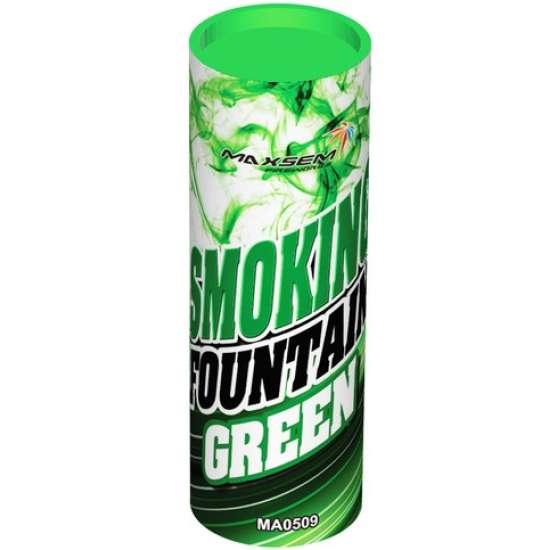 SMOKING FOUNTAIN GREEN