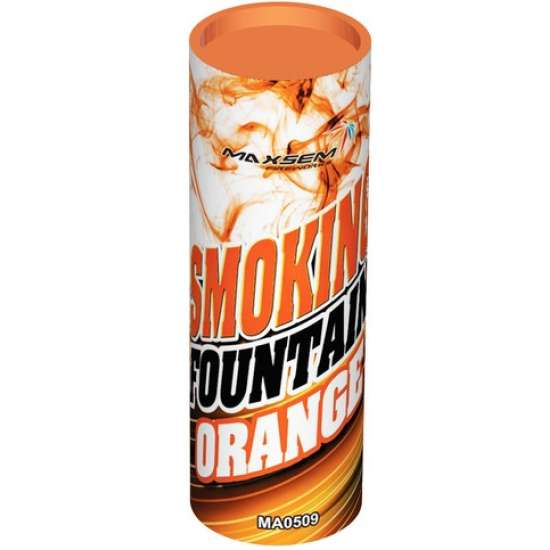 SMOKING FOUNTAIN ORANGE