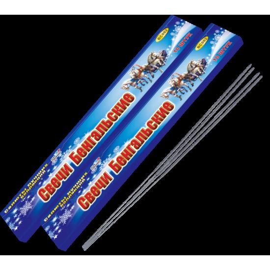 Свечи Бенгальские-250 25см