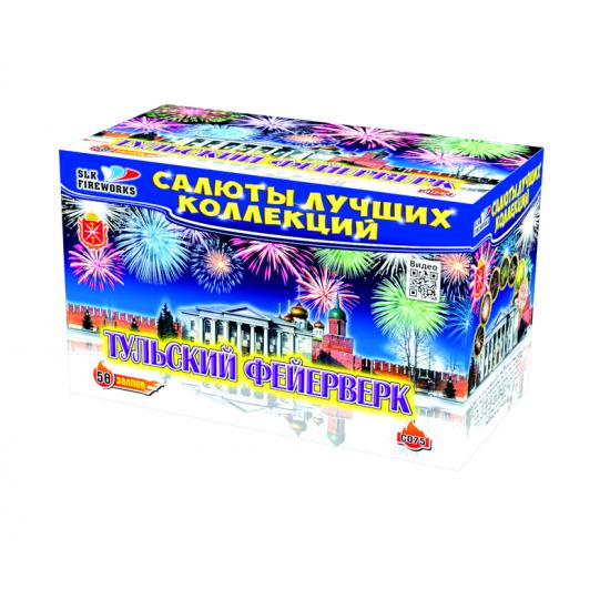 ТУЛЬСКИЙ ФЕЙЕРВЕРК